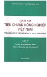 Ebook Tuyển tập tiêu chuẩn Nông nghiệp Việt Nam: Tập 4 - Tiêu chuẩn nông sản