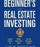 The BEGINNER'S Guide to REAL ESTATE INVESTING