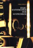 Basic Mathematics for Economists - Mike Rosser