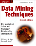 Data Mining Techniques For Marketing, Sales, and Customer Relationship Management