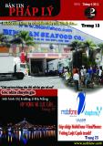BẢN TIN PHÁP LÝ SỐ 1 - THÁNG 4/2012