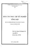 Báo cáo thực tập tốt nghiệp: Thực trạng hoạt động kinh doanh của chi nhánh ngân hàng TMCP Hàng Hải Hà Nội