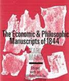 The Economic and Philosophical Manuscripts