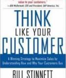 Think Like Your Customer: A winning strategy to maximize sales