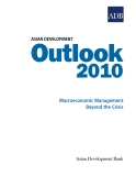 Asian Development Outlook 2010 - Macroeconomic Management Beyond the Crisis