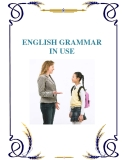 ENGLISH GRAMMAR IN USE (Grammar Reference)