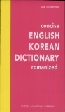 Concise English-Korean Dictionary Romanized