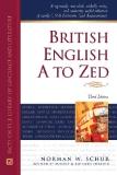 BRITISH BRITISH A TO ZED
