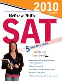 McGraw-Hill's SAT 2010 Edition
