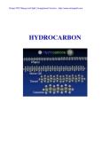 Giáo Trình: Hydrocabon