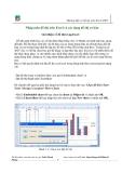 Hướng dẫn vẽ đồ thị trên Excel 2007