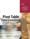 Pivot Table Data Crunching for Microsoft Office Excel 2007