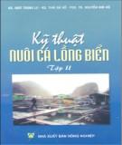 Ebook Kỹ thuật nuôi cá lồng biển (Tập II) - NXB Nông Nghiệp