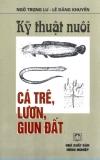 Ebook Kỹ thuật nuôi cá trên, lươn, giun đất - Ngô Trọng Lư, Lê Đăng Khuyến