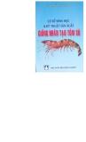 Ebook Cơ sở sinh học và kỹ thuật sản xuất giống nhân tạo tôm sú - PGS. Nguyễn Văn Chung