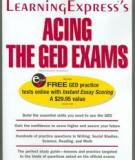 ACING THE GED EXAMS