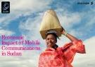 Economic Impact of Mobile Communications in Sudan