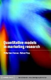 Quantitative Models in Marketing Research
