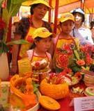 65 món ăn đặc sắc tham dự hội thi nấu ăn phần 2
