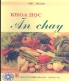 Ebook Khoa học ăn chay - Thu Trang