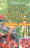 Món ăn đồng quê Việt Nam