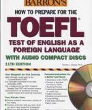 TOEFL Secrets Your Key to TOEFL Success