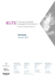IELTS 2002 Handbook