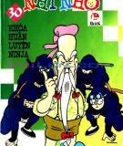 Truyện tranh đội quân nhí nhố_Chapter 30: Khóa huấn luyện Ninja