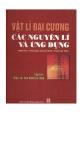 Ebook Vật lí đại cương Các nguyên lí và ứng dụng (Tập 2) - Trần Ngọc Hợi (Chủ biên)