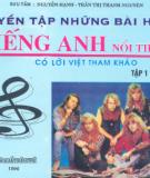 Tập 1 tiếng Anh với những bài hát nổi tiếng