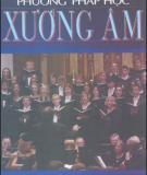 Ebook Phương pháp học xướng âm: Tập 1 - NXB Giao thông vận tải