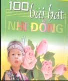100 bài hát nhi đồng - nxb hà nội