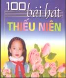 Ebook 100 bài hát thiếu niên - NXB Hà Nội