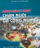 Ebook Hướng dẫn chăn nuôi gà công nghiệp - GS.TSKH Lê Hồng Mận