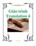 Giáo trình  Translation 4