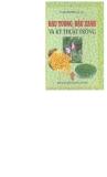 Đậu tương, đậu xanh và kỹ thuật trồng
