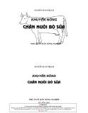 Khuyến nông chăn nuôi bò sữa - Nguyễn Xuân Trạch