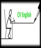 Các mẫu CV bằng tiếng Anh