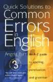 Quick Solutions To Commonin Errors English