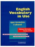 English Vocabulary In Use - Upper intermediate & Advanced