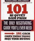 101 cách đàm phán trong kinh doanh
