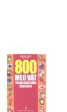 Ebook 800 mẹo vặt trong cuộc sống hàng ngày - NXB Thanh Niên