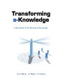 E-knowledge transformation
