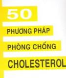 50 phương pháp chống Cholesterol - Đỗ Hải Yến
