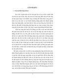 Luận văn: Kế toán nguyên vật liệu ở mỏ than Phấn Mễ