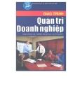 Giáo trình về quản trị doanh nghiệp - NXB HN