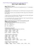 Tổng hợp bài tập hóa học