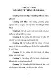 Sách môn học Tư tưởng Hồ Chí Minh