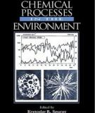 Aerosol CHEMICAL PROCESSES IN THE ENVIRONMENT_P1