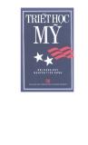 Ebook Triết học Mỹ - NXB Tổng hợp TP.HCM